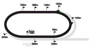 Turrfontein Inner Track
