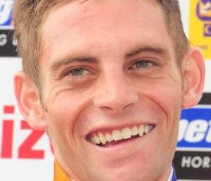 Gavin Lerena - rode the Jackpot