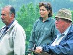 John Kramer, Kerry Jack and Tobi Spies