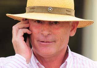 Geoff Woodruff - pleasing feature winner