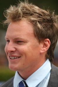 Unhappy Man. Justin Snaith has had his say regarding the Met Gallops