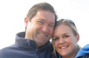 Mike and Luella Robinson - the Blarney Bay team