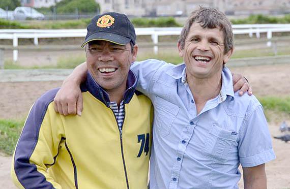 Ricardo Sobotker and Andrew Fortune