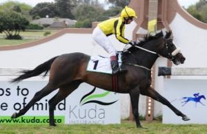 Capetown Noir wins the Matchem Stakes