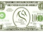 One Million Dollars!