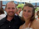 Winning Combination. Jannie and Renate Du Plessis