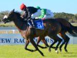 Rosier wins East Cape Fillies Nursery