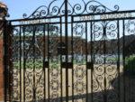 Tattersall Park Gates