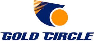 Gold Circle logo