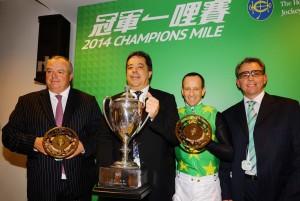 2014 Hong Kong Champions Mile