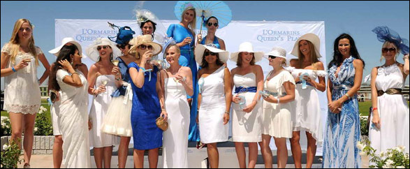 L'Ormarins Queen's Plate best dressed