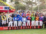 2014 Vodacom Durban July jockeys