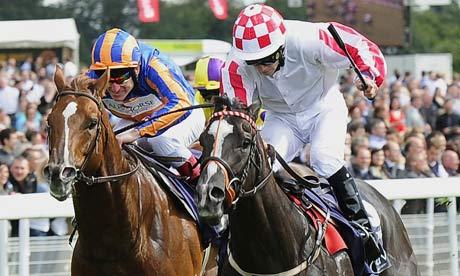 Sole Power wins the 2010 Nunthorpe