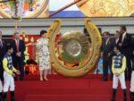 HKJC Gong Striking Ceremony