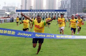 HKJC Sprint won by Karis Teetan