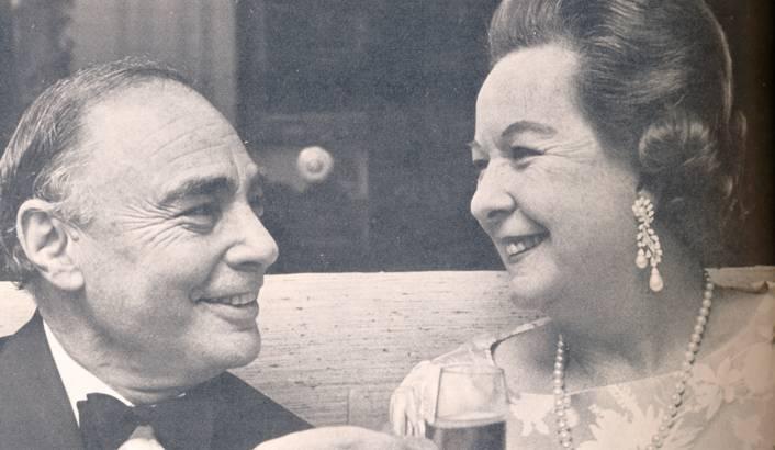 Harry & Bridget Oppenheimer