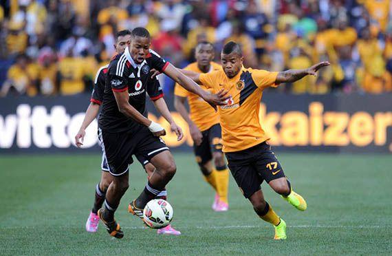 South African PSL - Kaizer Chiefs v Orlando Pirates