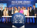 2015 Longines Future Racing Stars Draw
