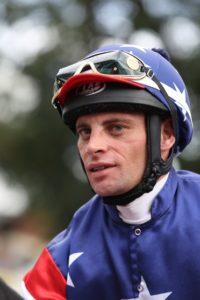 Gavin Lerena rides the danger, Greasepaint