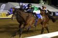 Night Trip wins Darley Arabian