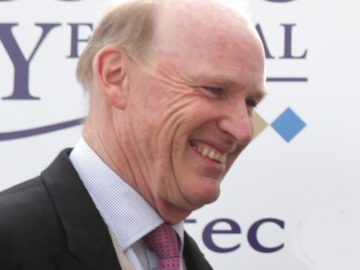 John Gosden (photo: Investec)