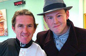 Mark with AP McCoy_