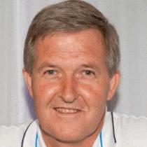 Robin Bruss - part breeder of the winner