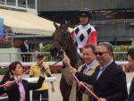 Supreme Flight makes it 500 Hong Kong wins for trainer Tony Millard (photo: HKJC)