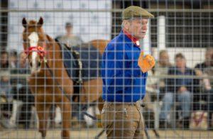 Monty Roberts (photo: hamishNIVENPhotography)