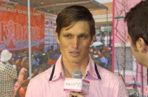 Gareth van Zyl (photo: Gold Circle)