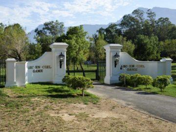 Arc-En-Ciel gates (photo: supplied)