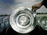 Queen's Plate trophy
