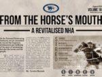NHA Newsletter cover