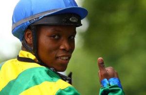 Mpumelelo Mjoka wins 2017 Longines Future Racing Stars (photo: supplied)