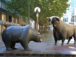 Bull, Bear, Stock Market, Shares