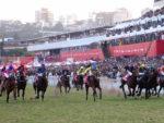 2017 Vodacom Durban July finish