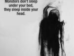 Depression demons