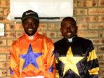 Joe Gwingwizha (left) and Phelisile Mongqawa (photo: JC Photos)