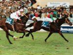 Super Quality wins the 1997 Gr1 Vodacom Durban July (photo: Gold Circle)