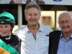 Luke, David and Ormond Ferraris (photo: Candiese Marnewick)