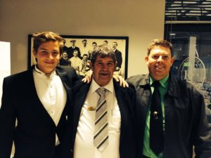 Three generations of Botha (photo: supplied)